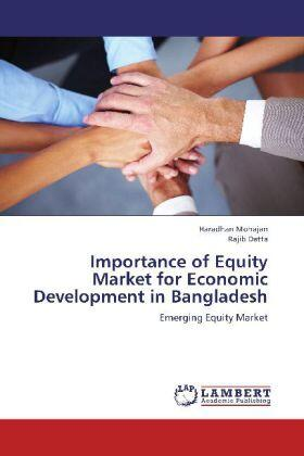 Mohajan / Datta | Importance of Equity Market for Economic Development in Bangladesh | Buch | sack.de