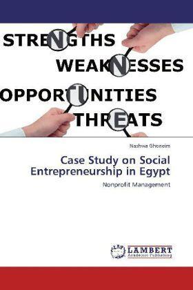 Case Study on Social Entrepreneurship in Egypt | Buch | sack.de