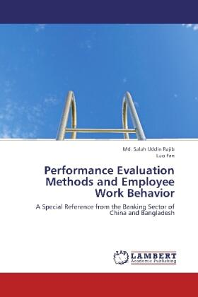Rajib / Fan | Performance Evaluation Methods and Employee Work Behavior | Buch | sack.de