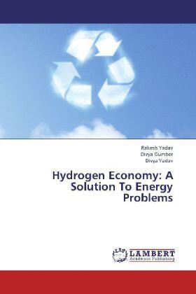 Yadav / Gumber / Yadav | Hydrogen Economy: A Solution To Energy Problems | Buch | sack.de