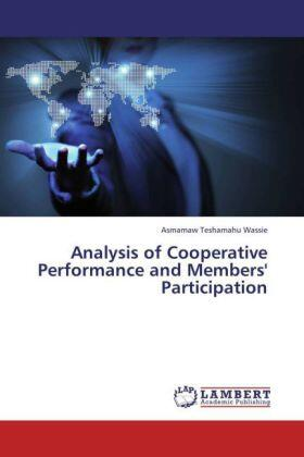 Analysis of Cooperative Performance and Members' Participation | Buch | sack.de