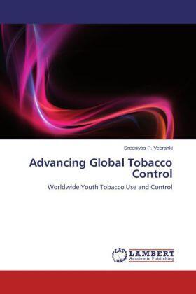 Veeranki | Advancing Global Tobacco Control | Buch | sack.de