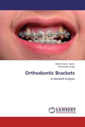 Arora / Singh | Orthodontic Brackets | Buch | sack.de