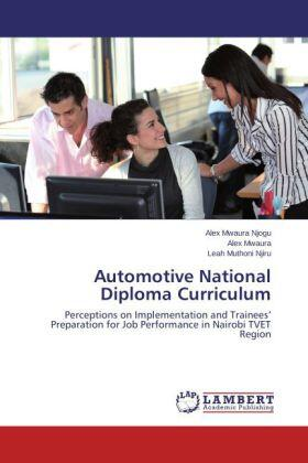 Mwaura Njogu / Mwaura / Muthoni Njiru | Automotive National Diploma Curriculum | Buch | sack.de