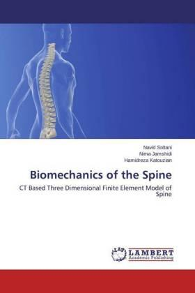 Soltani / Jamshidi / Katouzian | Biomechanics of the Spine | Buch | sack.de