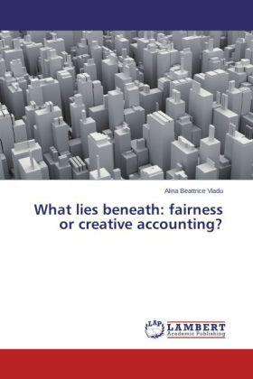 Vladu | What lies beneath: fairness or creative accounting? | Buch | sack.de
