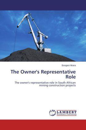Mrara | The Owner's Representative Role | Buch | sack.de
