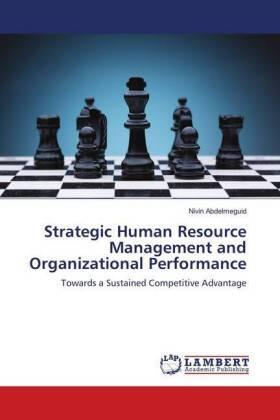 Abdelmeguid | Strategic Human Resource Management and Organizational Performance | Buch | sack.de