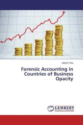 Forensic Accounting in Countries of Business Opacity | Buch | sack.de