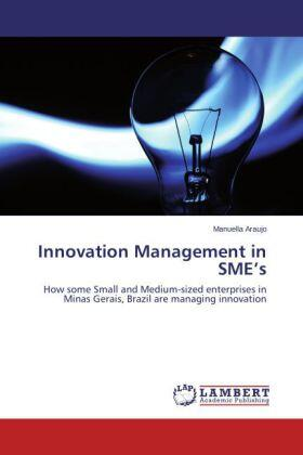 Araujo | Innovation Management in SME s | Buch | sack.de