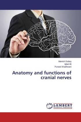 Anatomy and functions of cranial nerves   Buch   sack.de