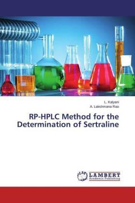 RP-HPLC Method for the Determination of Sertraline | Buch | sack.de