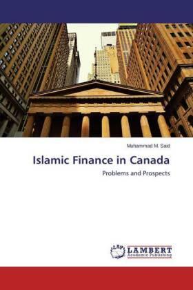 Islamic Finance in Canada | Buch | sack.de