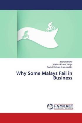 Mohd / Yahya / Kamaruddin | Why Some Malays Fail in Business | Buch | sack.de