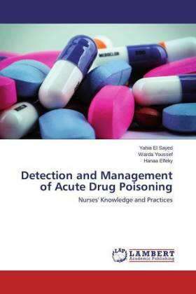 El Sayed / Youssef / Elfeky   Detection and Management of Acute Drug Poisoning   Buch   sack.de