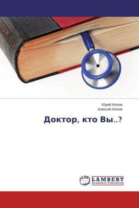 Ionov / Ionov | Doktor, kto Vy..? | Buch | sack.de