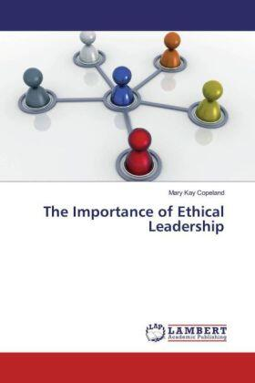 Copeland | The Importance of Ethical Leadership | Buch | sack.de