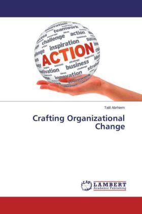 Abrhiem | Crafting Organizational Change | Buch | sack.de