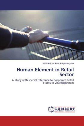 Venkata Suryanarayana | Human Element in Retail Sector | Buch | sack.de