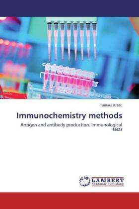 Krstic | Immunochemistry methods | Buch | sack.de