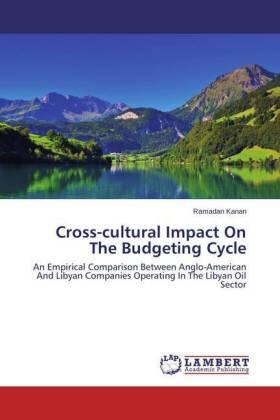 Kanan | Cross-cultural Impact On The Budgeting Cycle | Buch | sack.de