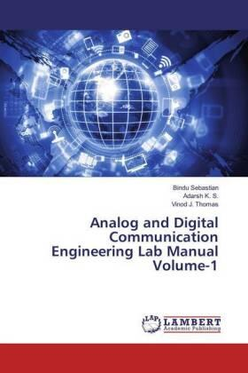 Sebastian /  / Thomas | Analog and Digital Communication Engineering Lab Manual Volume-1 | Buch | sack.de