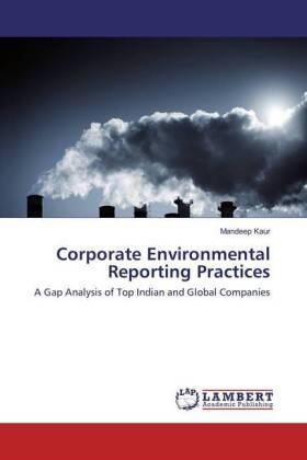 Kaur | Corporate Environmental Reporting Practices | Buch | sack.de