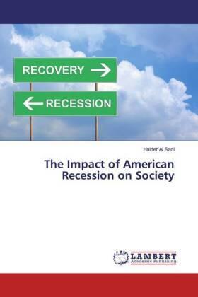 Al Sadi | The Impact of American Recession on Society | Buch | sack.de