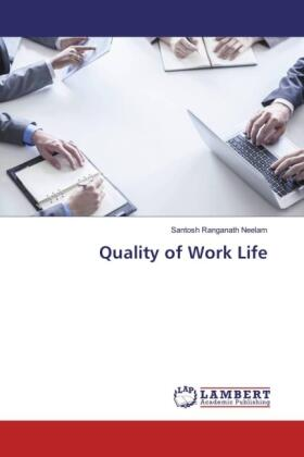 Neelam | Quality of Work Life | Buch | sack.de
