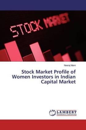 Maini | Stock Market Profile of Women Investors in Indian Capital Market | Buch | sack.de