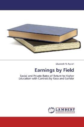 Appiah | Earnings by Field | Buch | sack.de