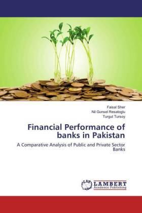 Sher / Gunsel Resatoglu / Tursoy | Financial Performance of banks in Pakistan | Buch | sack.de