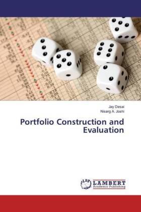 Desai / Joshi | Portfolio Construction and Evaluation | Buch | sack.de