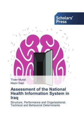 Murad / Gazi | Assessment of the National Health Information System in Iraq | Buch | sack.de