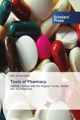 Uddin | Tools of Pharmacy | Buch | sack.de