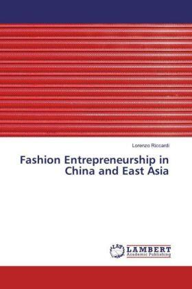 Riccardi | Fashion Entrepreneurship in China and East Asia | Buch | sack.de