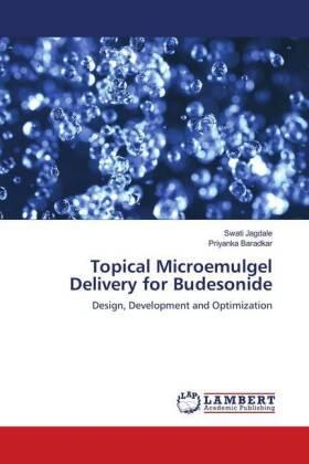 Topical Microemulgel Delivery for Budesonide   Buch   sack.de