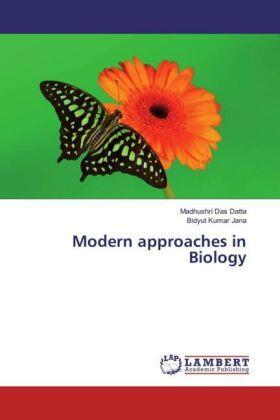 Das Datta / Jana | Modern approaches in Biology | Buch | sack.de