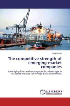 Mulder | The competitive strength of emerging-market companies | Buch | sack.de