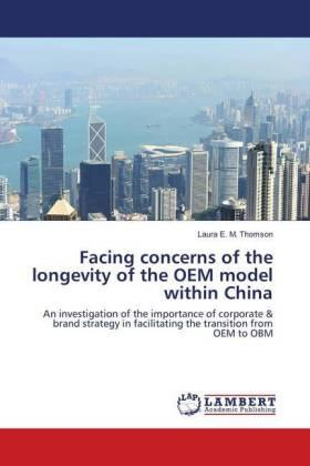 Thomson | Facing concerns of the longevity of the OEM model within China | Buch | sack.de