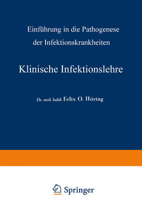 Höring / Schittenhelm | Klinische Infektionslehre | Buch | sack.de