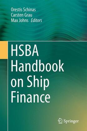 Schinas / Johns / Grau   HSBA Handbook on Ship Finance   Buch   sack.de
