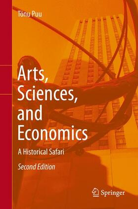 Puu | Arts, Sciences, and Economics | Buch | sack.de