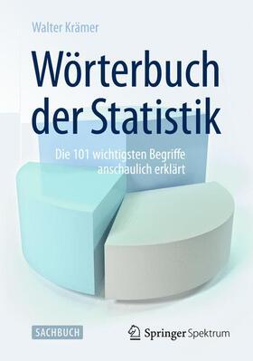 Krämer | Statistik für alle | Buch | sack.de