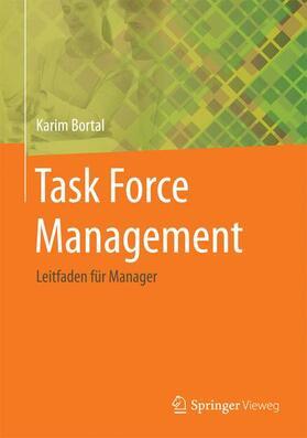 Bortal   Task Force Management   Buch   sack.de