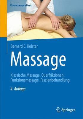 Kolster | Massage | Buch | sack.de