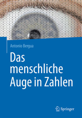 Bergua   Das menschliche Auge in Zahlen   Buch   sack.de