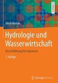 Maniak |  Hydrologie und Wasserwirtschaft | Buch |  Sack Fachmedien