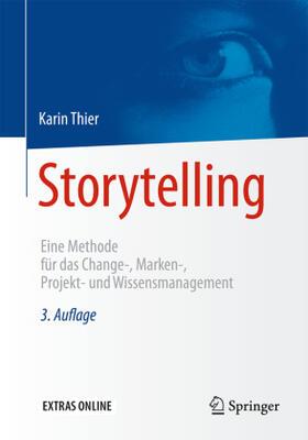 Thier | Storytelling | Buch | sack.de