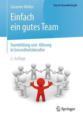 Möller   Einfach ein gutes Team   Buch   sack.de
